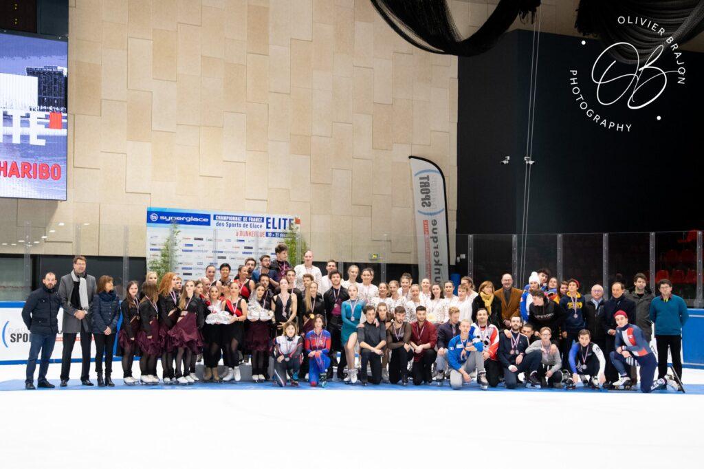 Championnats de France Elite 2019